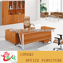 2013 the latest birth office furniture hot sale laminated wooden office desk/desks office furniture M6533
