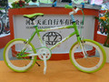 2015 new product steel frame single speed fixed gear bicycle