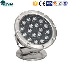 High quality Waterproof 12 volt led underwater fountain light