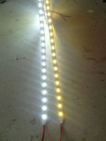 white SMD5050 60pcs/M led flexible strip(waterproof/non waterproof)