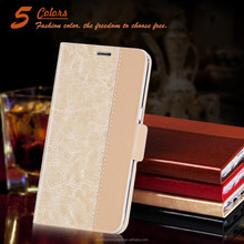 High Quality Leather Mobile Phone Case For Samsung S6 Edge Plus