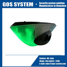 car parking location detector for parking guidance system