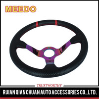 Factory directly wholesale car parts cowboy universal racing car game steering wheel