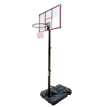 Outdoor youth 10 feet basket ball board stand base basketball goal hoop on wheels