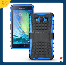China wholesale! hybrid rugged hard case cover for Samsung Galaxy A5 A5000 case 2 in1 armor cell phone case