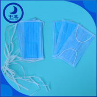 Dispodable Nonwoven Face Mask for Food Service