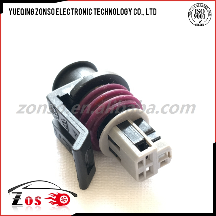 3 pin delphi pa66 connector