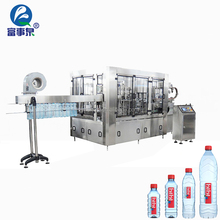 Drinking water filling machine price guangzhou/full automatic bottling water greece