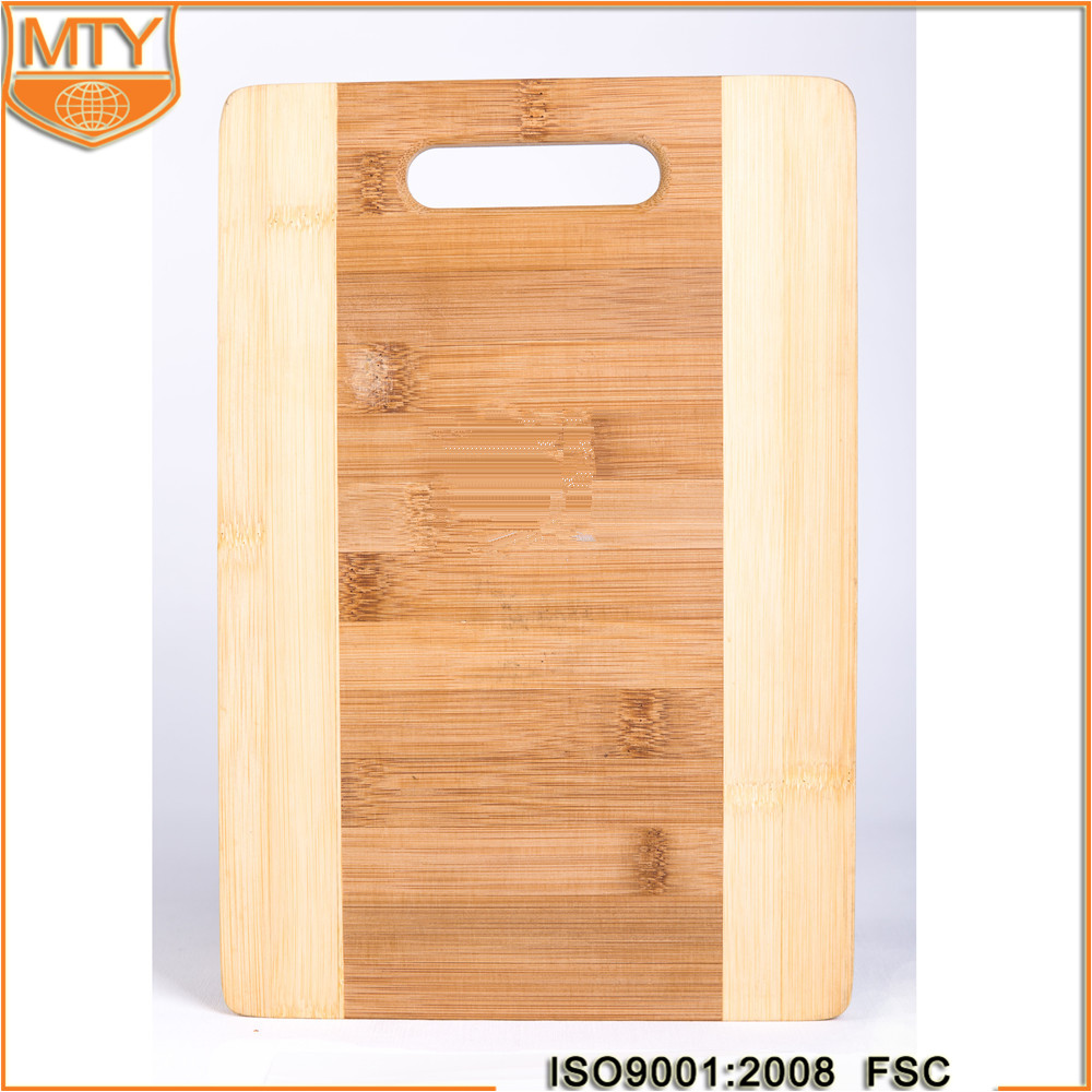 TY-B0029 ISO 9001 Cheap Scale Bamboo Chopping Board