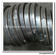 Steel strip for shoe material
