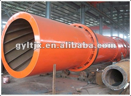 CE AND ISO wet coal mine rotary dryer drying equipment