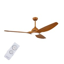 New designed modern style energy saving ceiling fans for bedrooms