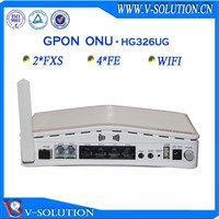 V-solution 4fe+2fxs voip wifi onu/ont wireless networking equipment