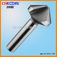 HSS countersink cutting tools with cylinder shank from CHTOOLS