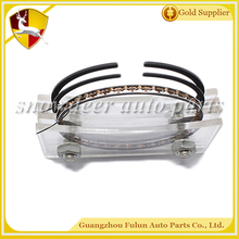 Piston ring set 13011-15120 for toyota engine 5A displacement 1498 cc for sale