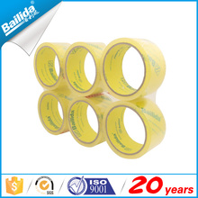China supplier crystal bopp packing waterproof tape for pools