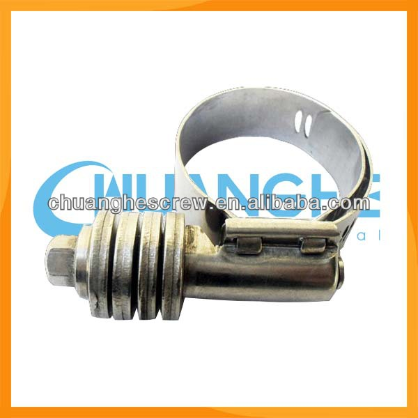 Export Turkey galvanized pipe connection clamp