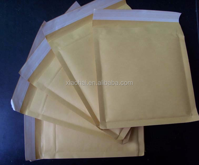 kraft Paper Air Bubble Envelope Bag Making Machine