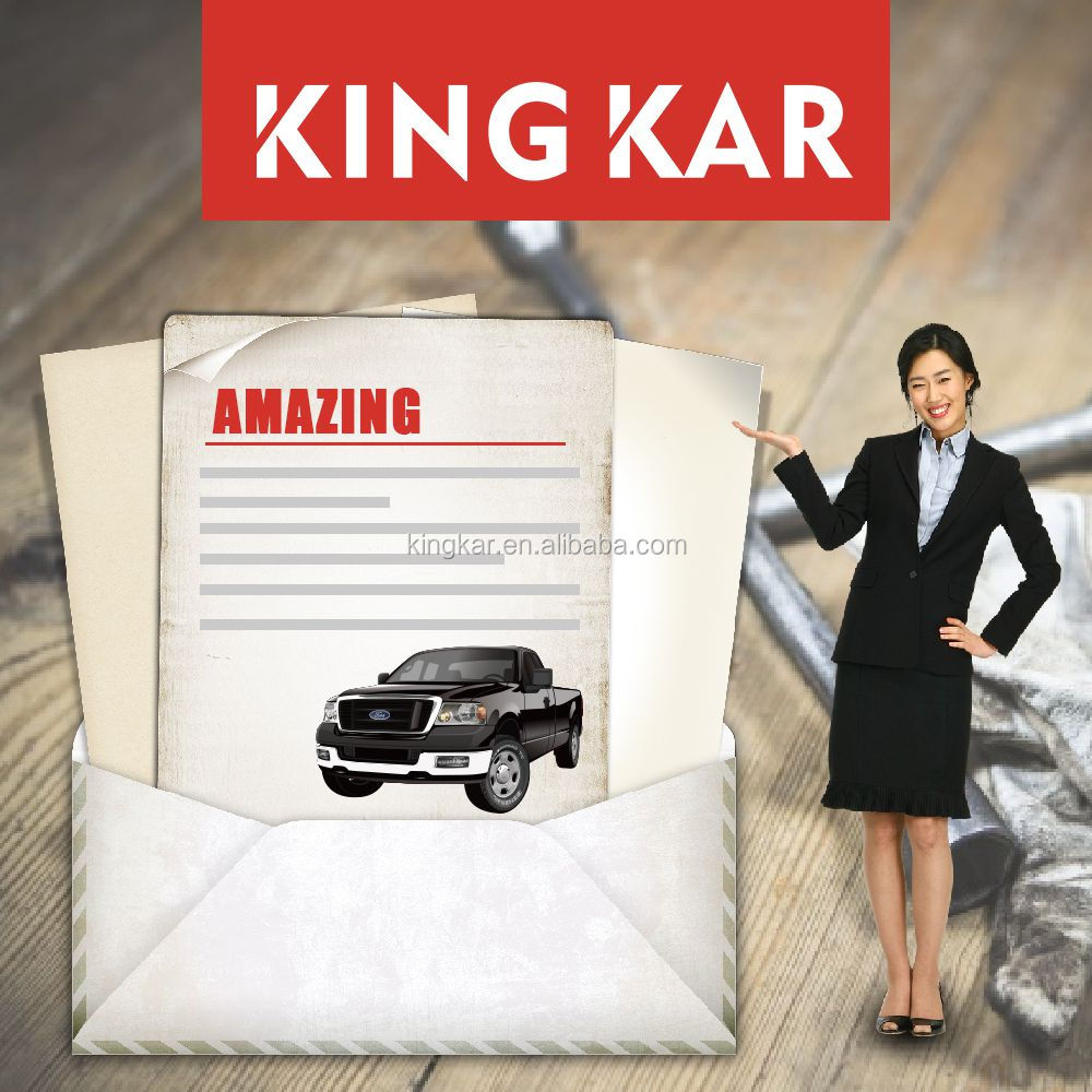 Kingkar send an special email to used car