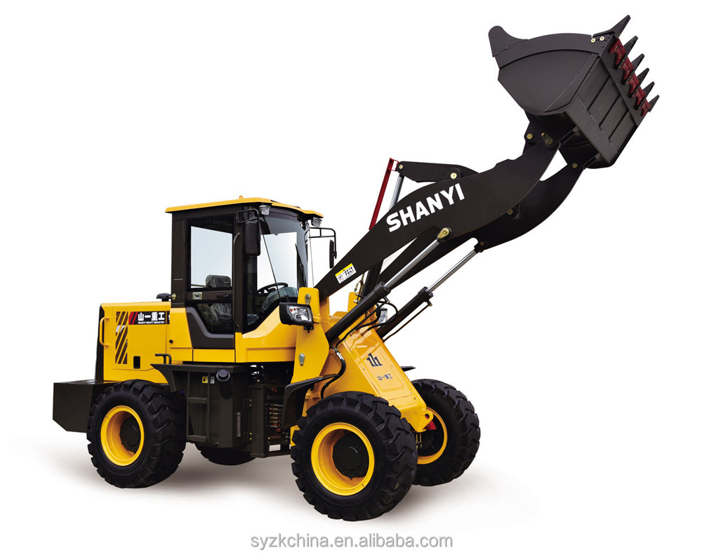 ZL920 Front End Fork Auto mitsubishi Mini Wheel loader