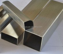 cheap stainless steel square tubing/tube for south africa market