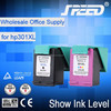 New Technology Remanufactured Ink Cartridges for HP 301