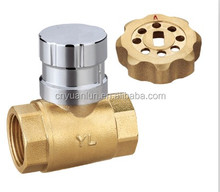 YL-QF039 magnetic brass ball valve