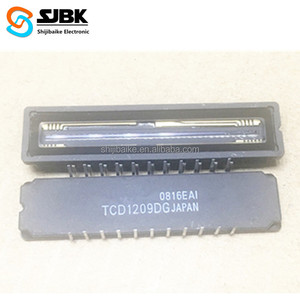 CCD((Charge Coupled Device) Linear Image Sensors TCD1209DG IC