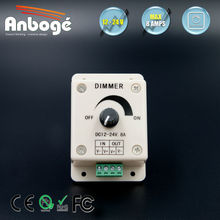 2015 Hot Selling High Quality 8A 96W 12V LED Strip Dimmer