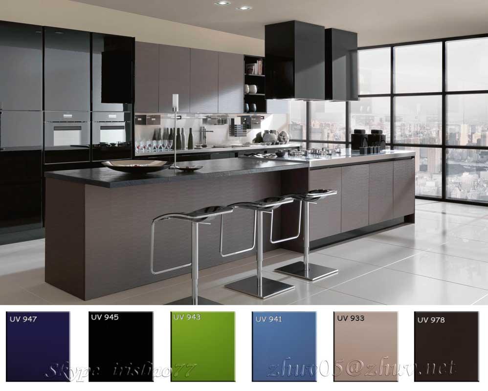 Lujo Pintura De Alto Brillo Para Muebles De Cocina Viñeta - Ideas de ...