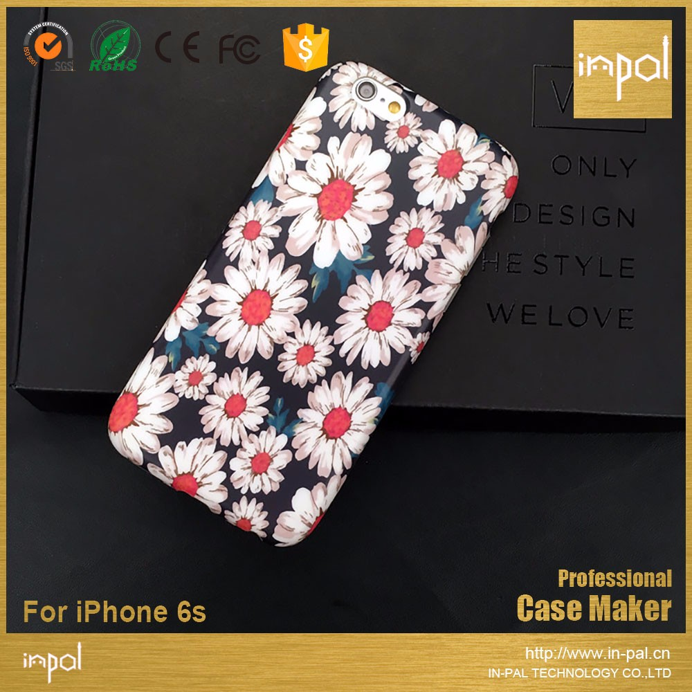 3d printing mobile phone back case smartphone cover for iphone 6 6s
