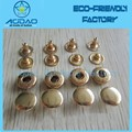 Eco-Friendly Metal Snap Button Snap Fastener For Clothing