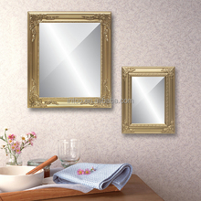 INTCO classic antique gold wall mirror decorative and decorative mirror