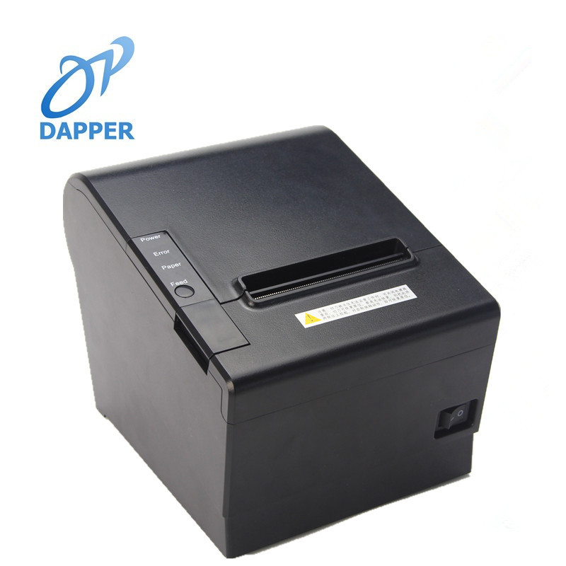 "3"" desktop thermal line receipt printer with USB+Ethernet+Serial ports"