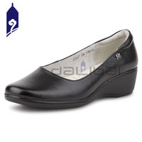 cheap factory price high quality women' shoe women thick heel job shoe