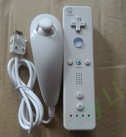 For wii remote controller with nunchuck set 7 colors