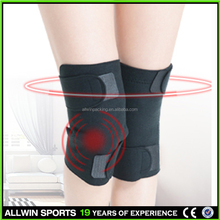 Allwin antiskip compression long knee sleeve, knee calf protection, knee support brace WH005-7