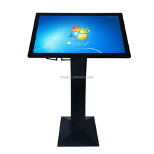 43 inch Indoor horizontal type cinema hotel parking self-service terminal information kiosk all in one pc