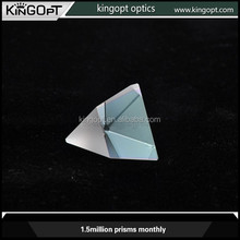 OEM kinds optical glasses optical prism pyramid