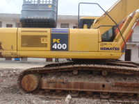 cheap japan Komtsu excavator PC400 / used excavator