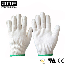Custom Cheap Price Industrial Cotton Knitted Work Hand Gloves
