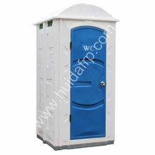 China Top quality low price western coloured portable mobile toilet on sale