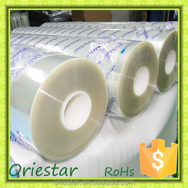 Tempered Glass OCA AB Double Side Adhesive anti-reflection screen protector film roll , latest chinese product