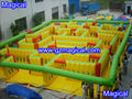 Giant Inflatable Maze of Cheap Price