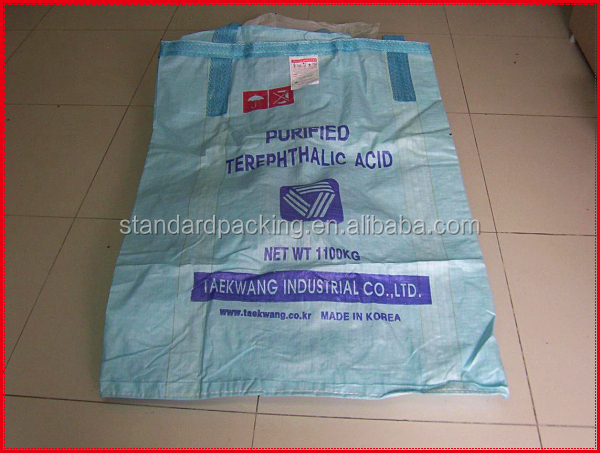 jumbo size pp woven big bags 1000kg for sale caco