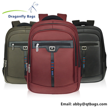 Custom Water Resistant Nylon Business Laptop Backpack