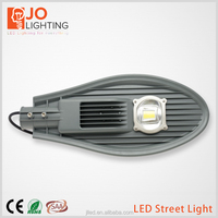 40W integrated motion sensor all in one solar street LED light out side