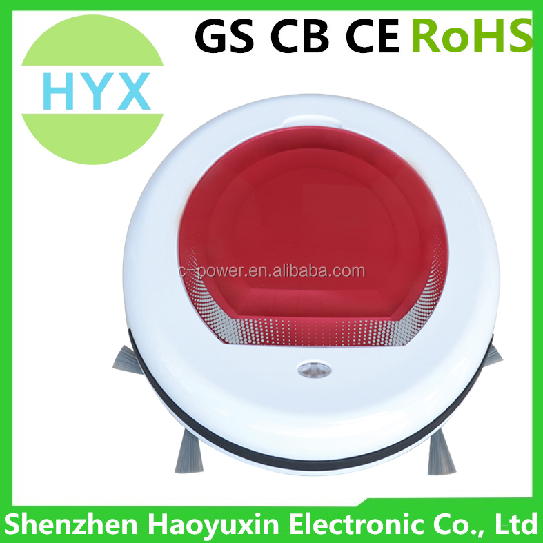 Cheapest intelligent high-efficient infrared radiation vacuum robot cleaner