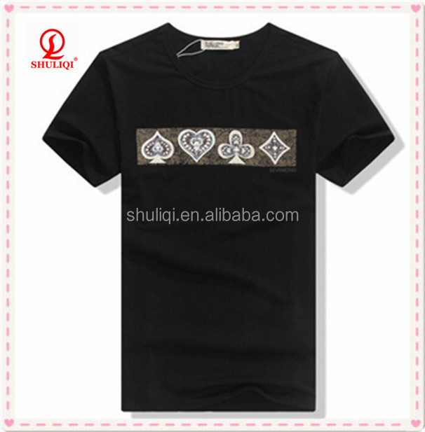 OEM t shirt from garment factory