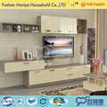 Living room furniture modern design TV cabinet made in foshan guangzhou factory